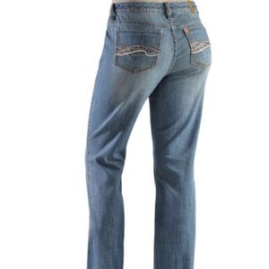 Aura bootcut western instantly slimming jeans